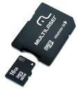 MEMORY CARD SD 16.0GB MICRO MULTILASER CLASSE 10 MC110
