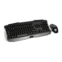 TECLADO E MOUSE MULTILASER WIRELESS USB TC-166