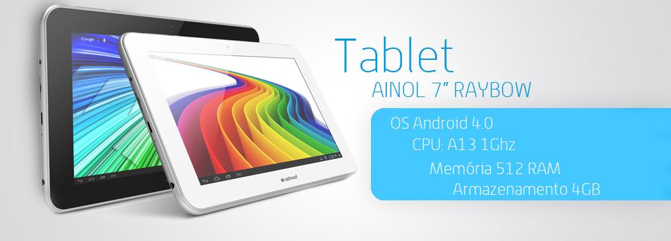 tablet ainol novo 7 raybow