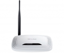 Wireless Router Tp-link Tl-wr740n 150mbps 1 Antena