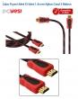 CABO HDMI 1.4 3M PCYES NYLON COM FILTRO