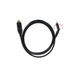 CABO HDMI 1.8M HARD LINE CONECTORES MALE�VEIS (AT� 180 GRAUS)