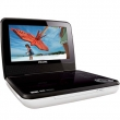 DVD PORTATIL PHILIPS COM TELA LCD 7 ADAPTADOR PARA CARRO PD7030X