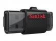 PENDRIVE 16.0GB SANDISK DUAL USB USB3.0+MICRO USB
