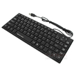 TECLADO MULTILASER MINI SLIM USB TC154