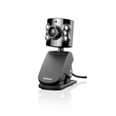CAMERA WEB CAM MULTILASER 5MP LED WC040