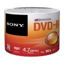 DVD-R SONY 4.7GB (TUBO) 16X