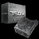 FONTE ATX 750W REAIS EVGA
