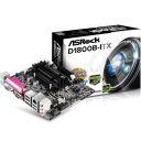 MAINBOARD ASROCK D1800B MINI ITX C/ CPU INTEL DUAL CORE J1800