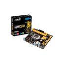 PLACA MAE ASUS H81M-CS/BR SOCKET 1150 DDR3/USB/VGA