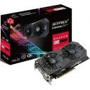 PLACA DE VIDEO RX 570 ASUS ROG-STRIX 4GB DDR5 128BITS