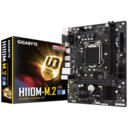 PLACA MAE GIGABYTE GA-H110M-M.2 LGA1151 DDR4 2400/2133MHZ/HDMI/DVI/2XUSB 3.0)