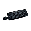 TECLADO E MOUSE FORTREK WIRELESS KC-602 BK
