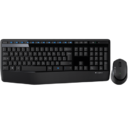TECLADO E MOUSE LOGITECH WIRELESS MK345 COMFORT