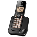 TELEFONE PANASONIC SEM FIO DIGITAL KX-TGC350LBB