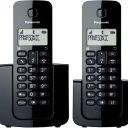 TELEFONE PANASONIC SEM FIO KX-TGB112LB 2 RAMAIS