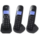 TELEFONE S/FIO MOTOROLA ID 2RAMAIS MOTO700 -MDR3