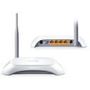 WIRELESS ROUTER/MODEM TP-LINK 150MPBS TD-8901N