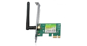 PLACA DE REDE  PCI-E WIRELESS TP-LINK TL-WN781ND 150MBPS