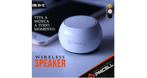 CAIXA DE SOM BLUETOOTH PMCELL CS-12