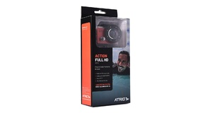CAMERA DE ACAO ATRIO ACTION FULL HD 1080P TELA LCD 2POL 12MP 30 FP DC190