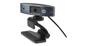 CAMERA WEBCAM HD 720P HD2300 HP Y3G74AAABL
