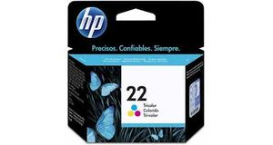 CARTUCHO HP C9352AL COLOR 22