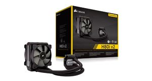 COOLER CORSAIR HYDRO COOLING H80I V2 RADIADOR 120MM