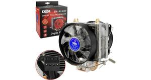 COOLER DEX UNIVERSAL FAN DUPLO INTEL/AMD DX-9115D