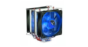 COOLER P/ PROCESSADOR INTEL / AMD C/ FAN DUPLO DEX - DX-9100D