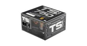 FONTE ATX 750W XFX TS SERIES FULL WIRED 80+ GOLD P1-750G-TS3X