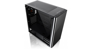 GABINETE THERMALTAKE V200 TG/BLACK/WIN/SPCC/TEMPERED GLASS