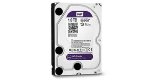 HD SATA 1 TERA WESTERN DIGITAL PURPLE 3.5 (1000GB)