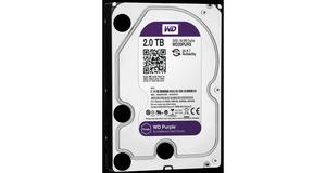HD SATA 2 TERA WESTERN DIGITAL PURPLE 3.5 (2000GB)