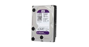 HD SATA 3 TERA WESTERN DIGITAL PURPLE 3.5 (3000GB)