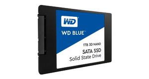 HD SOLIDO SSD 1 TERA WESTERN DIGITAL BLUE