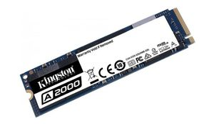 HD SOLIDO SSD M2 A2000 500GB KINGSTON