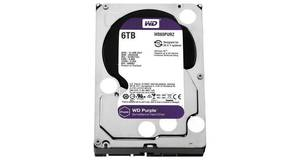 HD SATA 6 TERA WESTERN DIGITAL PURPLE WD60PURX 3.5 (6000GB)