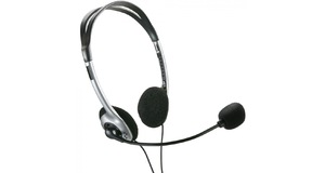 HEADFONE C/ MICROFONE FLEXIVEL MULTILASER PH002