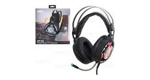 HEADFONE COM MICROFONE GAMER DEX 7.1 SURROND DF-95