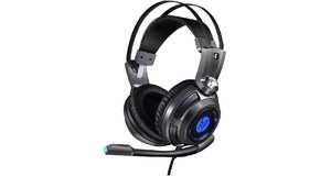 HEADFONE GAMER HP P2/USB H200 CHUMBO