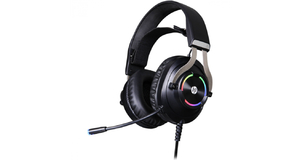 HEADFONE GAMER HP P2/USB H360 PRETO