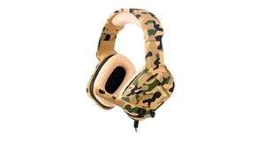 HEADFONE GAMER MULTILASER WARRIOR OSBORN P3 PH336