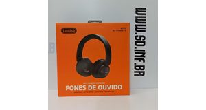 HEADFONE WIRELESS BASIKE BA-FON6678