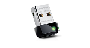 WIRELESS DONGLE USB TP-LINK NANO TL-WN725N