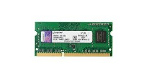 MEMORIA DDR3S 4.0GB 1600MHZ NOTEBOOK  1.5V