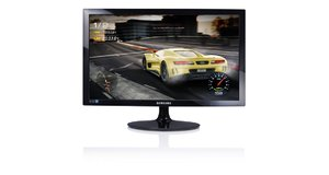 MONITOR SAMSUNG GAMER LED 24 / 1MS / 75HZ / HDMI / D-SUB - LS24D332HSXZD