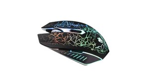 MOUSE GAMER EVOLUT RAYDEN EG-104/RB