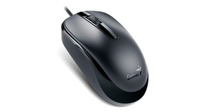 MOUSE GENIUS USB PRETO DX-120