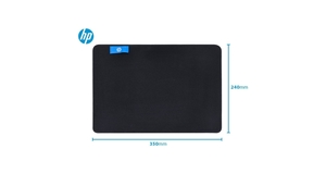 MOUSE PAD HP GAMER - MP3524 BLACK 360 X 240MM